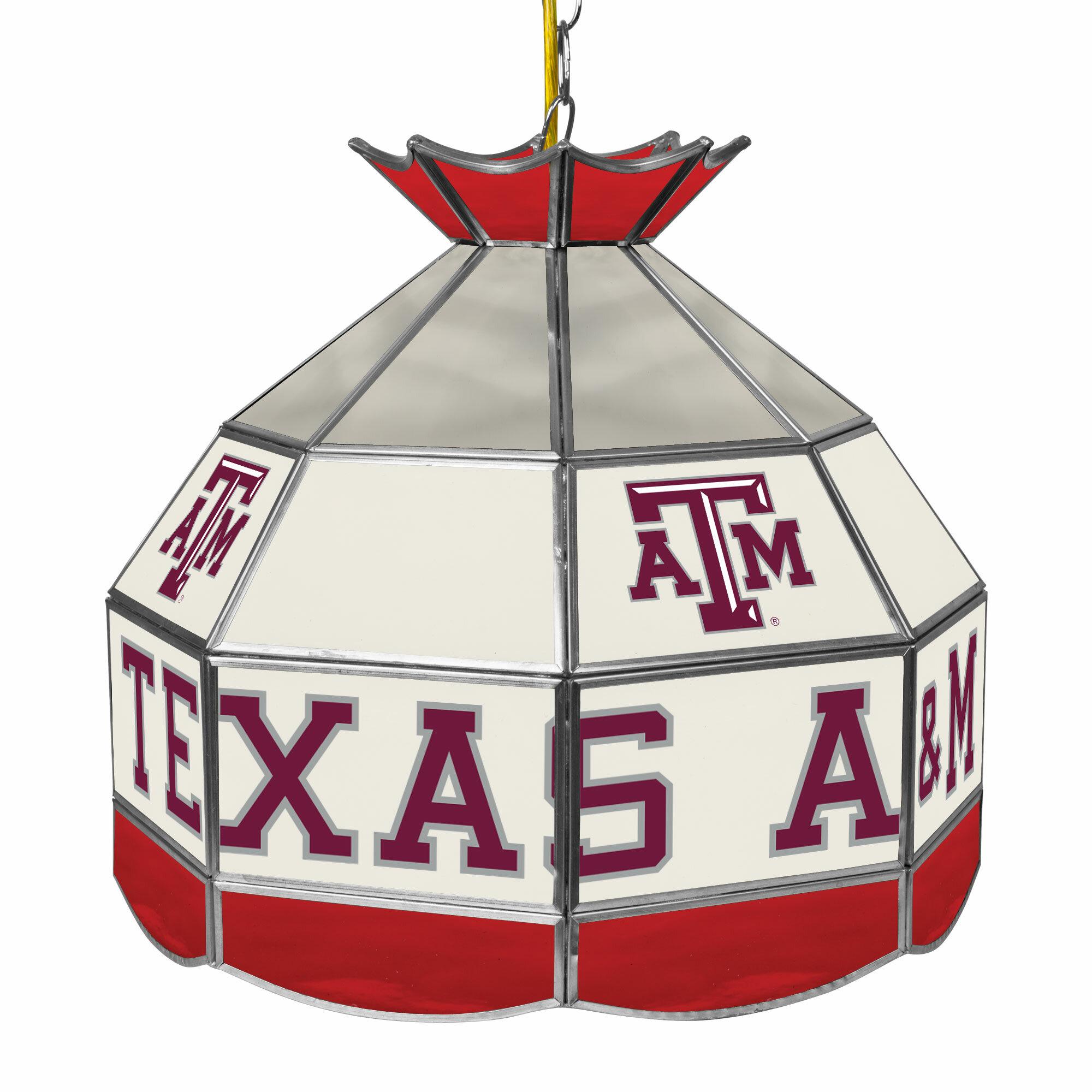 Texas A/&M University Christmas Bulb Ornament