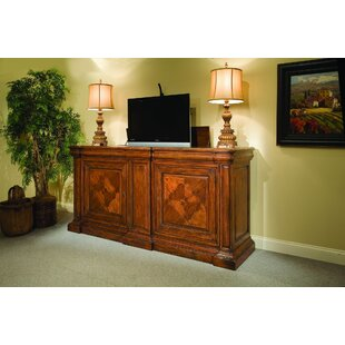 Verona TV Accent Cabinet with Remote Control by Eastern Legends
