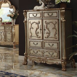 Welliver 5 Drawer Chest By Astoria Grand
