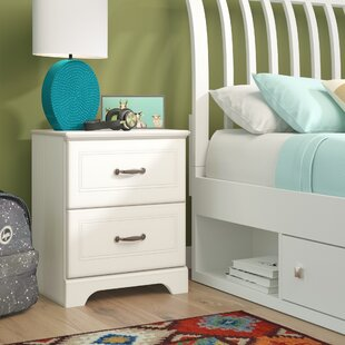 Shop For Stefan 2 Drawer Night Stand by Viv + Rae Reviews (2019) & Buyer's Guide