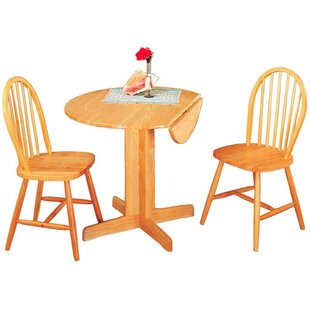 Hornick 5 Piece Drop Leaf Dining Set by A..