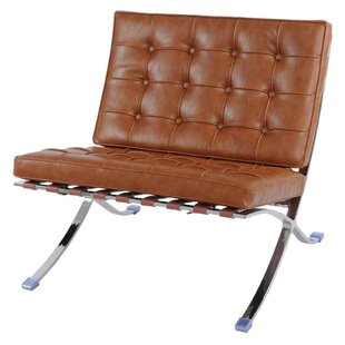 Top Reviews Throggs Lounge Chair By Union Rustic