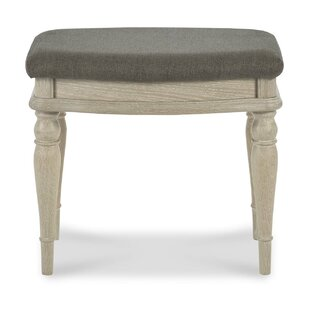 Abbey Glen Dressing Table Stool By Ophelia & Co.