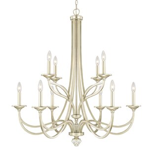 Saxon 10-Light Chandelier ..