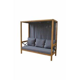 Leonide Garden Sofa With Cushions Image