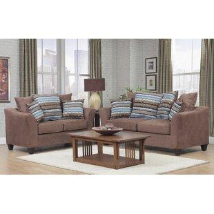 Winston Porter Nassau 2 Piece Living Room..