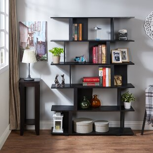 Snowden Geometric Bookcase by Darby Home Co
