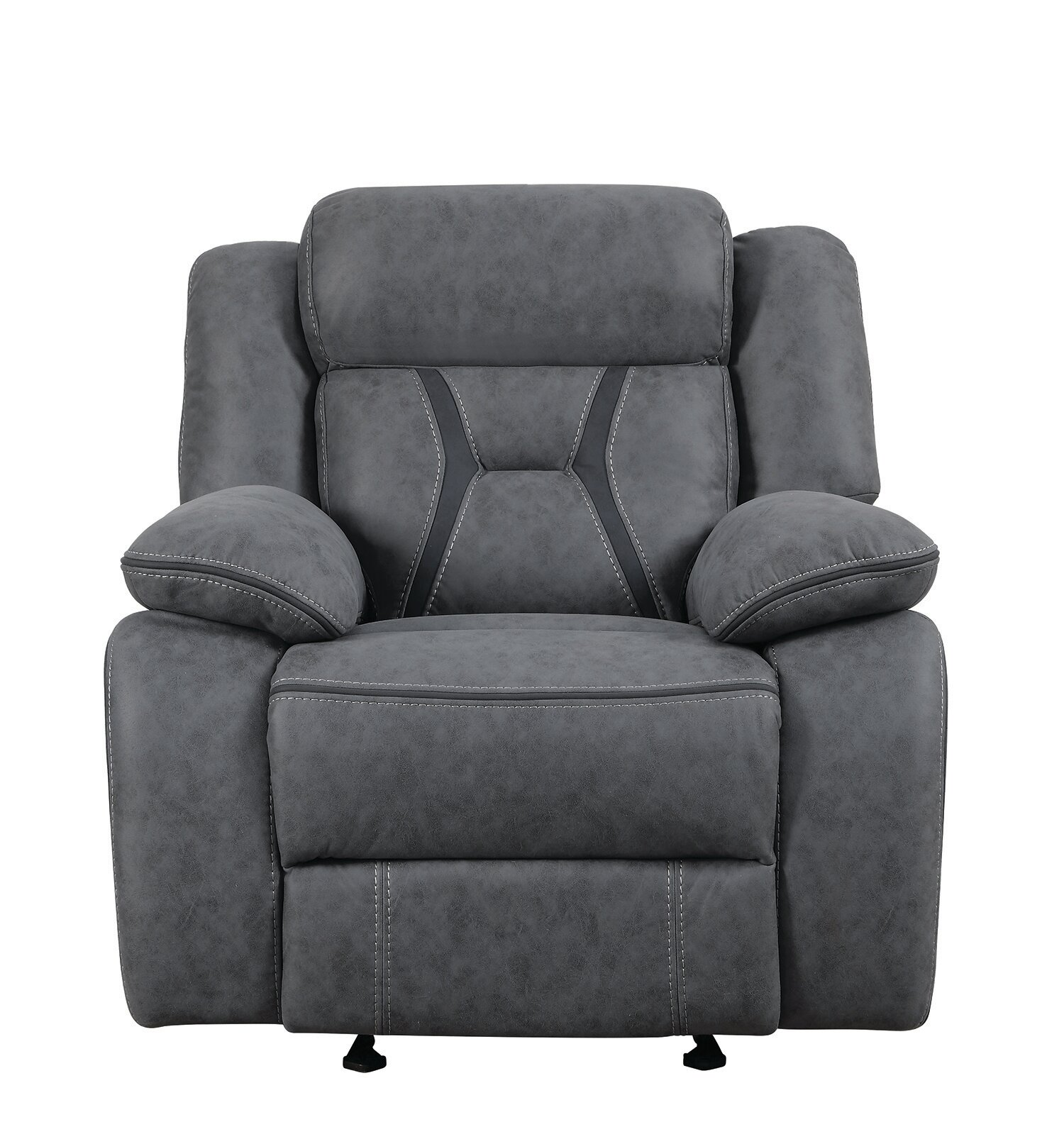 Vincenzo 39'' Manual Glider Recliner