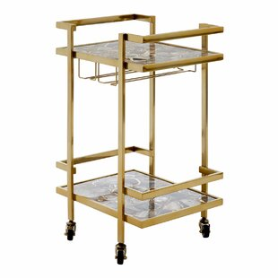 Drummond Serving Cart By Canora Grey