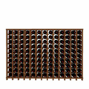 Wineracks.com Premium Cellar Series 130 Bottle Floor Wine Rack