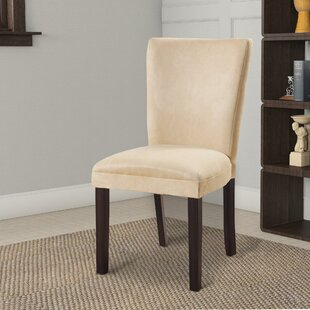 Hoekstra Modish Side Upholstered Dining Chair (Set Of 2) By Winston Porter
