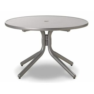 Shopping for Embossed Aluminum 36 inch  Round Chat Table Great Price