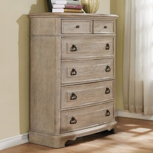 One Allium Way Pennington 6 Drawer Chest