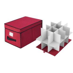 Delicieux Iris Holiday Tree Storage Box | Wayfair