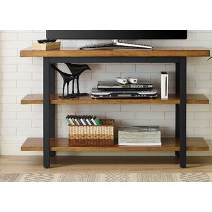 Olinger Open Console Table by Loon Peak