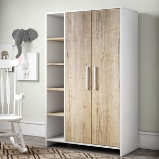 Eco Plus 2 Door Wardrobe By Schardt