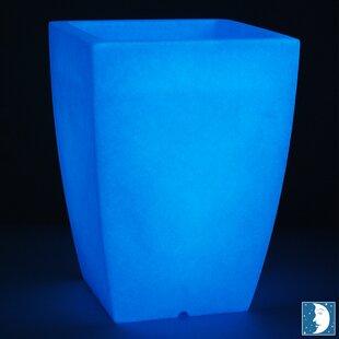 Design Toscano Glow Plastic Pot Planter