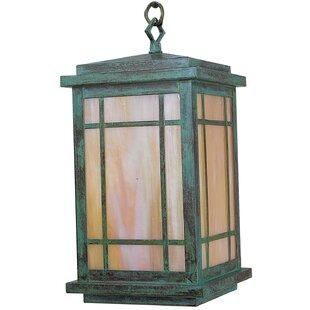 Arroyo Craftsman Avenue 1-Light Outdoor Hanging Lantern