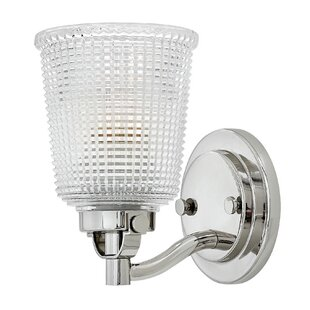 Bennett 1 Light Bath Sconce by..