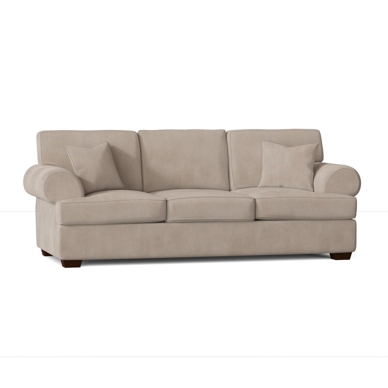 Rolled Arm Sofa Bed