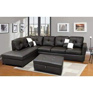 Winston Porter Roughton Modular Sectional..