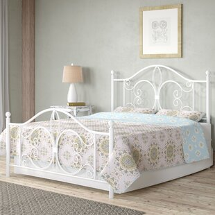 Antonia Panel Bed by August Grove