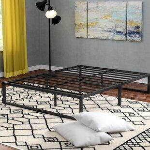 Bilski Quick Lock Smart Bed Frame by Alwyn Home
