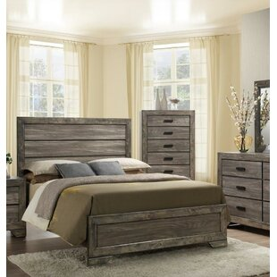 Boose Queen Panel Bed by Union Rustic