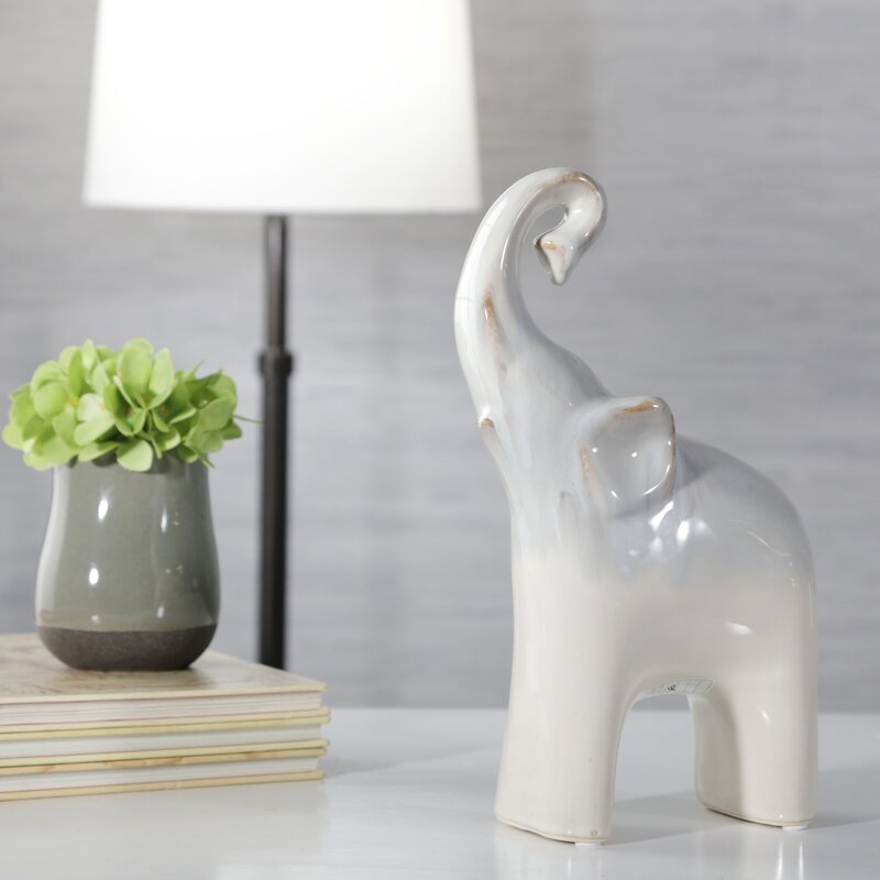 Large Dimensional Elephant Paint Your Own Ceramic Keepsake