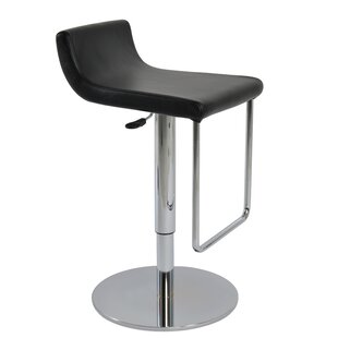 Dora Piston Adjustable Height Swivel Bar Stool