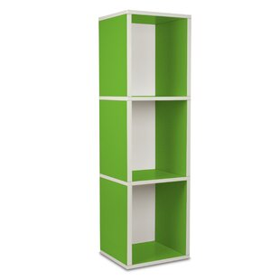 Narrow 114cm Cube Bookcase By Symple Stuff