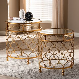 Click 2 Piece Nesting Tables