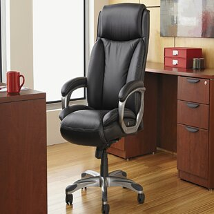 Perkins Executive Chair by Latitude Run Best Choices