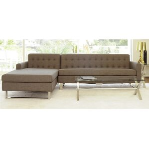 Caves Sectional by Orren Ellis