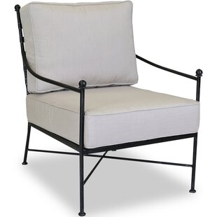 Provence Club Chair with Sunbrella Cushions by Sunset West