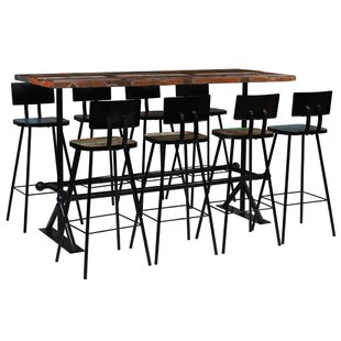 Petersfield Dining Set With 8 Chairs By Williston Forge