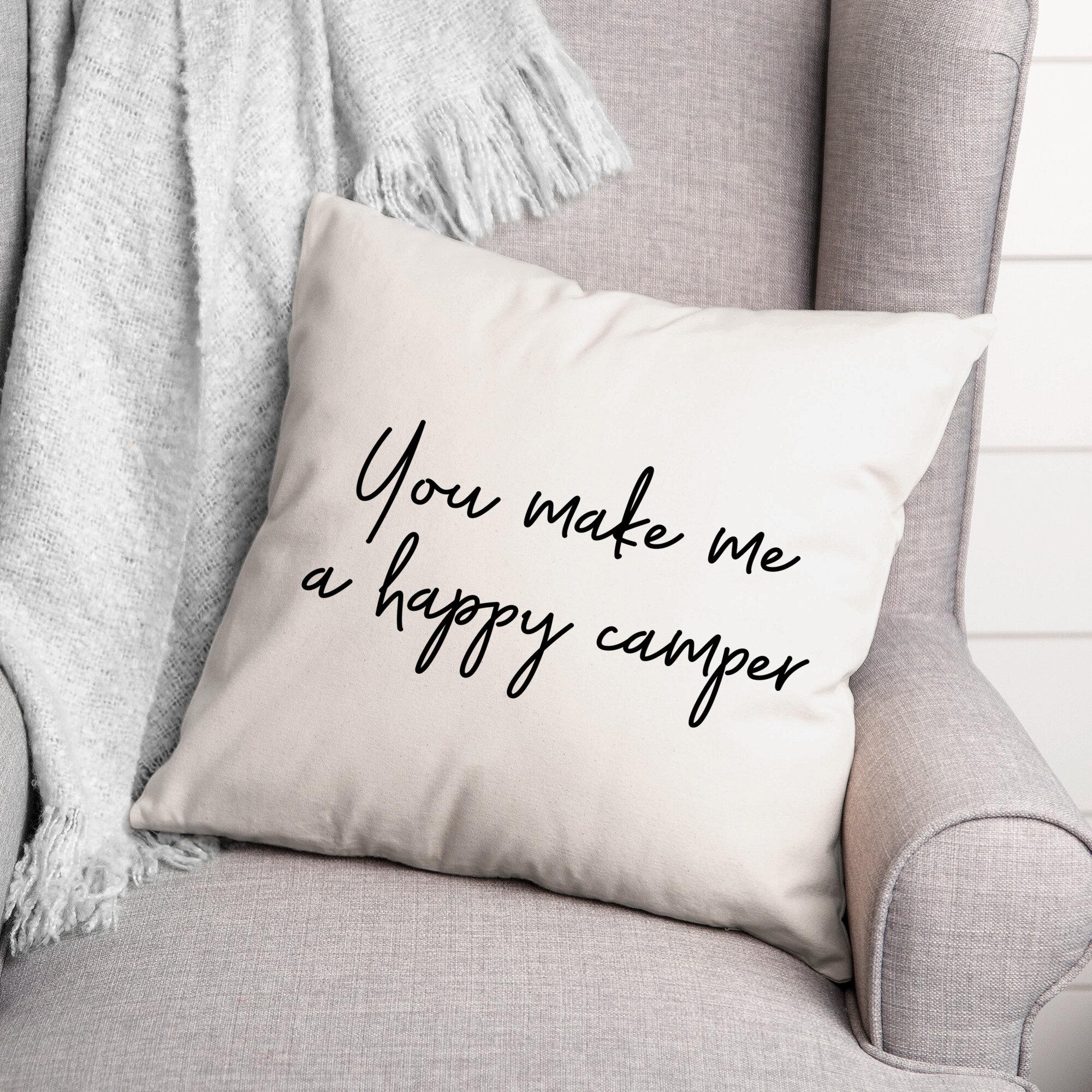 Ebern Designs Gabryle Square Pillow Cover Insert Wayfair