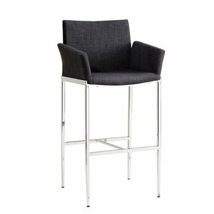 Wulff Arched Bar Stool (Set of 2) Orren Ellis