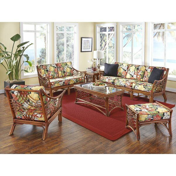 Wonderful Spice Islands Bali 6 Piece Living Room Set U0026 Reviews | Wayfair Part 7