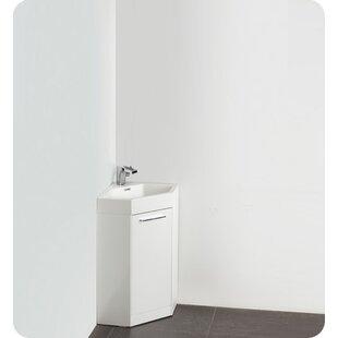 Lucida Coda 25 Single Bathroom Vanity Set by Fresca