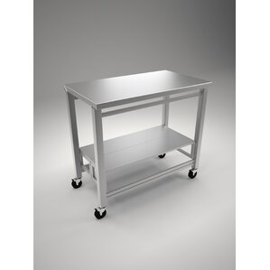 Hali Folding Prep Table by Orren Ellis Top Reviews