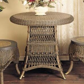 Classic Dining Table by Spice Islands Wicker