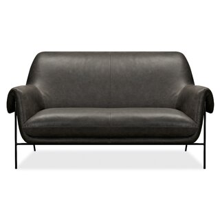 Ambroise Leather Settee by Hooker Furniture SKU:BB553852 Shop