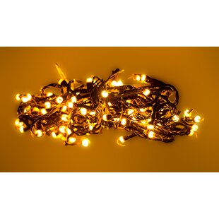 24 ft. 100-Light Wide Angle LED Mini String Light by Wing Tai Trading