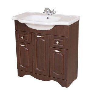 Affordable Classic 32 Single Bathroom Vanity Set ByNameeks Vanities