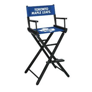 NHL Bar Folding Directors Chair by Imperial International