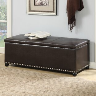 Gosford Storage Ottoman by Charlton Home