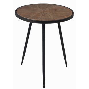 Herbst End Table by Williston Forge