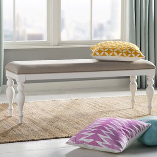 Darby Home Co Fincham Upholstered Bench