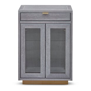 Best Reviews Bomar Denton 2 Door Accent Cabinet By Brayden Studio